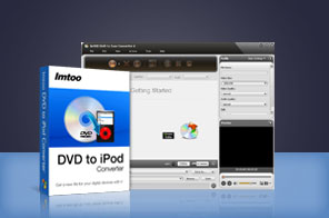 ImTOO DVD to iPod Converter