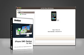 ImTOO iPhone SMS Backup for Mac