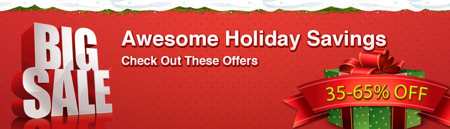 Christmas Offers 2018